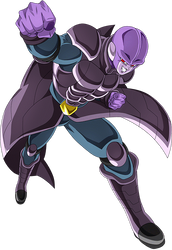 Hit render 6 [Dokkan Battle] by maxiuchiha22
