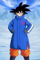 Goku (Broly Movie 2018)card [Bucchigiri M.] by maxiuchiha22