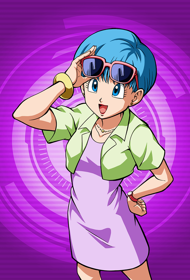 Bulma's Outfits and Hairstyles in a Nutshell by dcb2art on DeviantArt