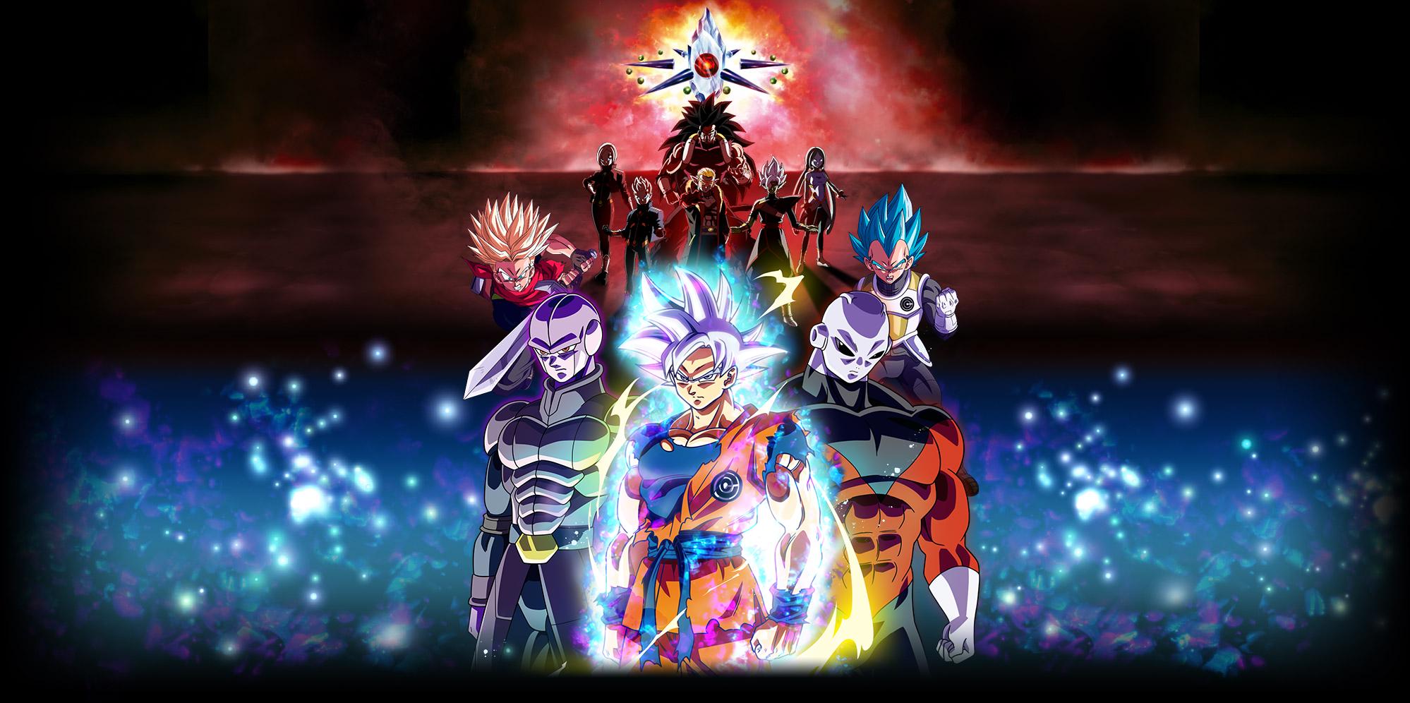 Super Dragon Ball Heroes Wallpaper Website By Maxiuchiha22 On