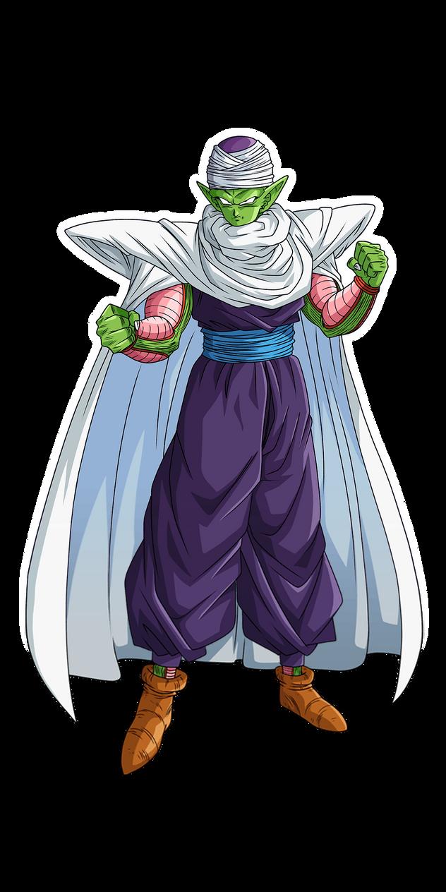 Piccolo render Bucchigiri Match by maxiuchiha22 on ...