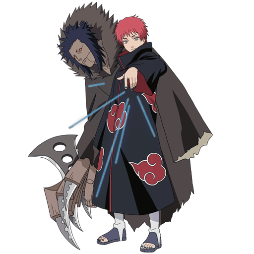 Sasori third kazekage render legends akatsuki r by maxiuchiha22 on deviantart - Sasori akatsuki ...