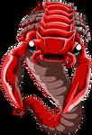 Monster (GT) render [Dokkan Battle]
