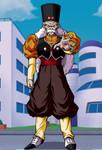 Dr. Gero card [Bucchigiri Match]