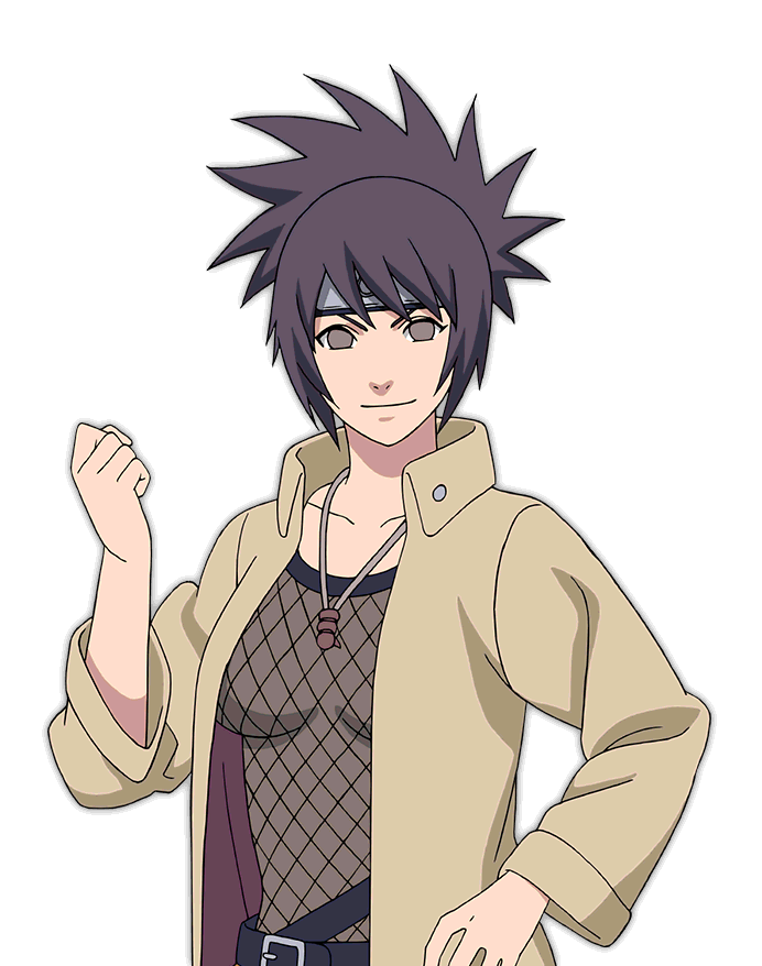 Anko Mitarashi render Naruto Mobile by maxiuchiha22 on ...
