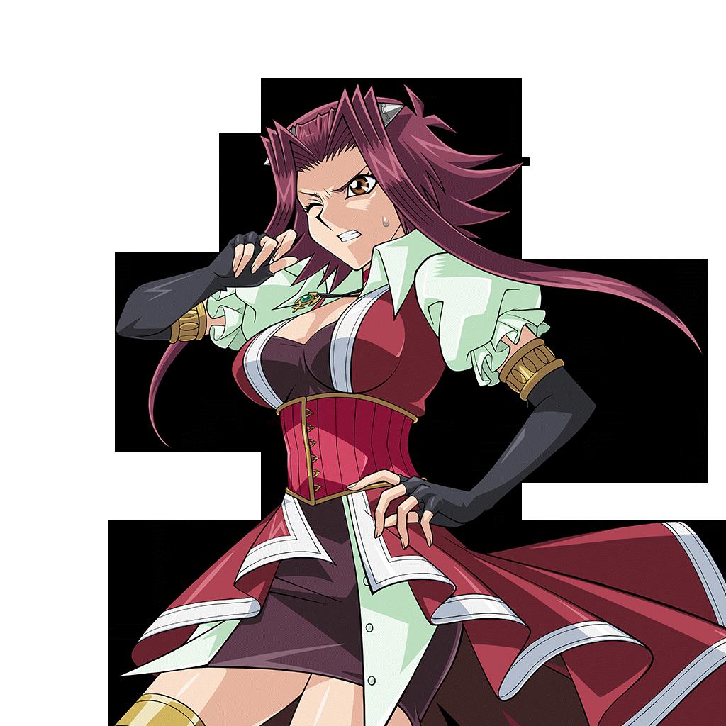 Akiza Izinski (Duel Terminal) - Yugipedia - Yu-Gi-Oh! wiki