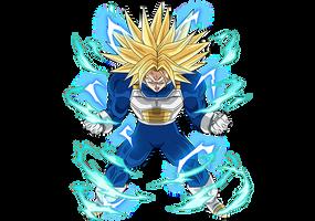 Super Trunks render [Xkeeperz] by maxiuchiha22