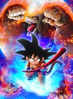 Kid Goku card [Xkeeperz] by maxiuchiha22