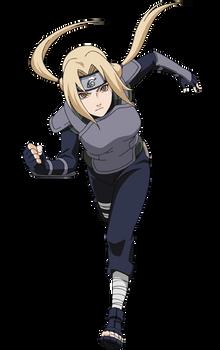 Tsunade (Sannin) render [Naruto Online] by maxiuchiha22