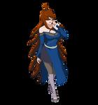Mei Terumi (Mizukage) render [Naruto Mobile]