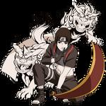 Sai render 2 [Ultimate Ninja Heroes 3]