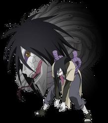 Orochimaru render [Ultimate Ninja Heroes 3] by maxiuchiha22