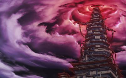Princess Kasumi (Castle) BG [Ultimate Ninja Heroes by maxiuchiha22