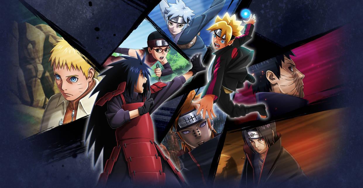 Download 440 Koleksi Wallpaper Naruto And Boruto Gratis Terbaik
