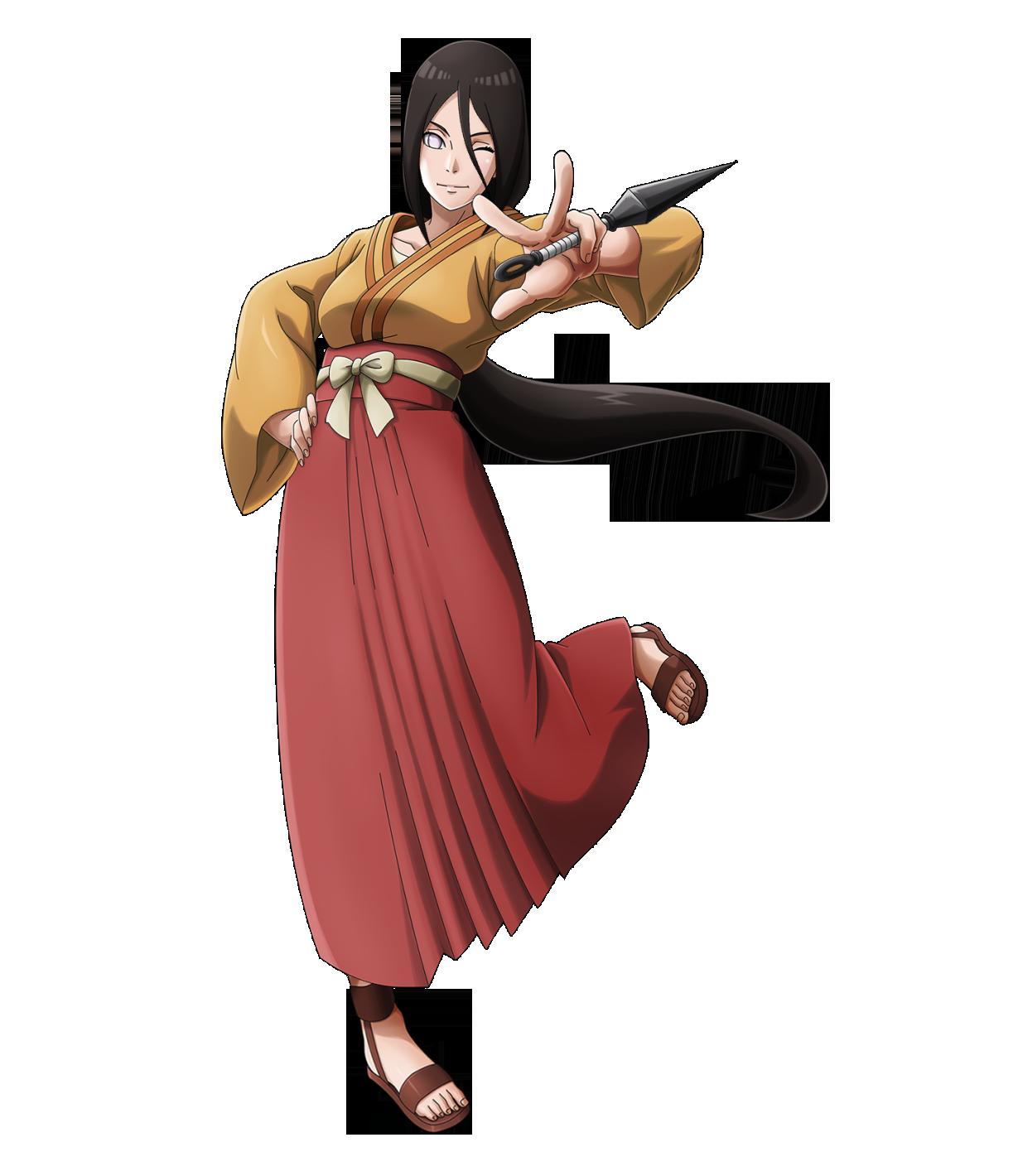 Hanabi Hyuuga (Boruto) render [NxB Ninja Voltage] by ...  Hanabi Hyuuga (...