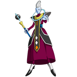 Whis render 3 [SDBH World Mission] by maxiuchiha22