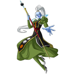Vados render 2 [SDBH World Mission] by maxiuchiha22