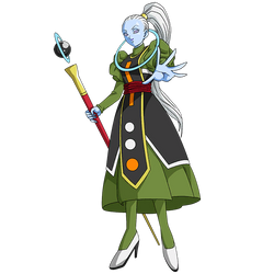 Vados render 3 [SDBH World Mission] by maxiuchiha22
