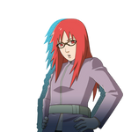 Karin Uzumaki cutin [Ultimate Ninja Storm 2] by maxiuchiha22