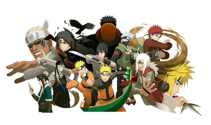 Ultimate Ninja Storm Generations (Story Mode) by maxiuchiha22