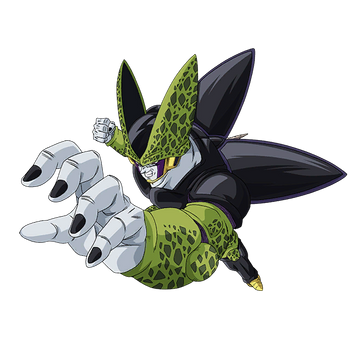 Perfect Cell render 6 [SDBH World Mission] by maxiuchiha22