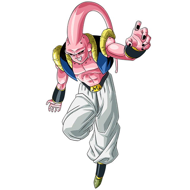 Buu Gotenks Absorbed Render Sdbh World Mission By Maxiuchiha22 On Deviantart