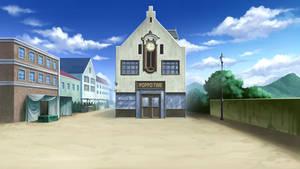 Yu-Gi-Oh! 5D's - Yusei home BG