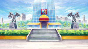 Yu-Gi-Oh! Duel Monsters - Kaiba Corp BG