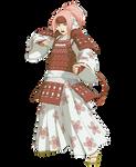 Sakura (Samurai) render [Ninja Storm Revolution] by maxiuchiha22