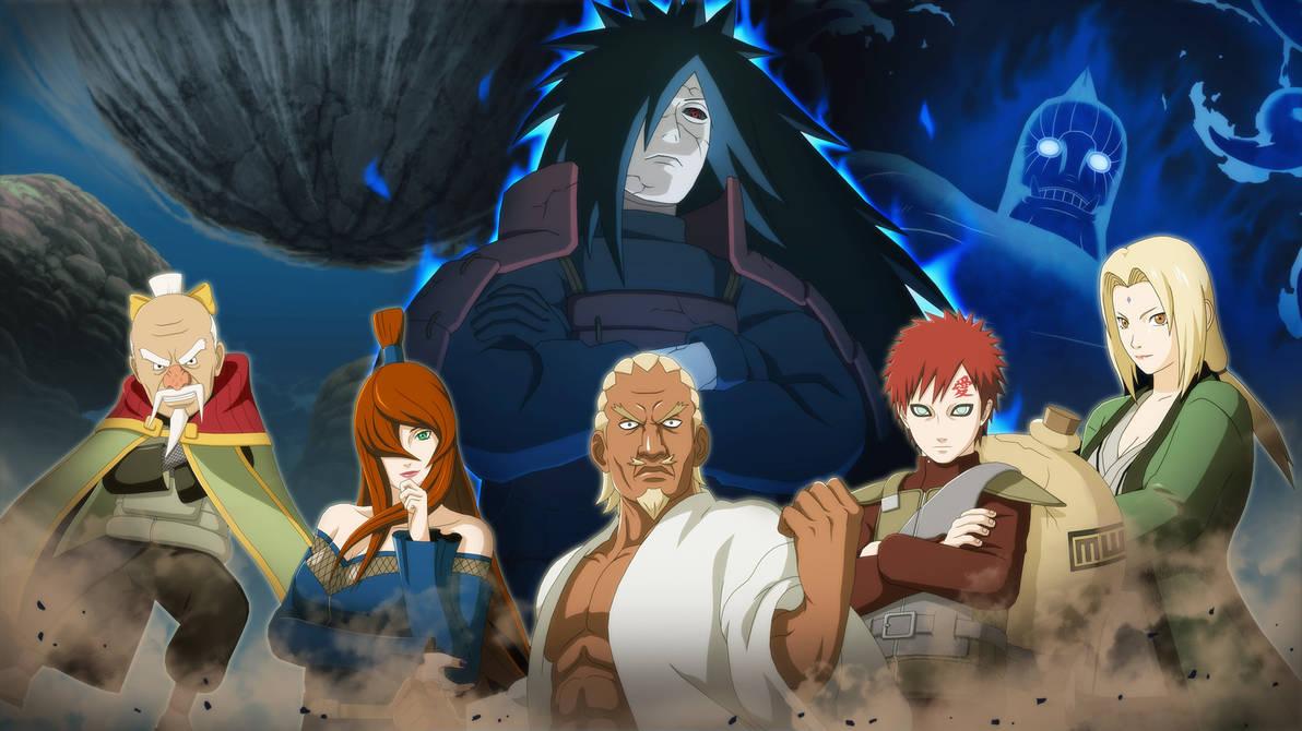Naruto Shipp  Ultimate Ninja Storm 3 Wallpaper 7 by