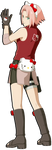 Sakura (Hello Kitty) render [Ninja Storm 3] by maxiuchiha22