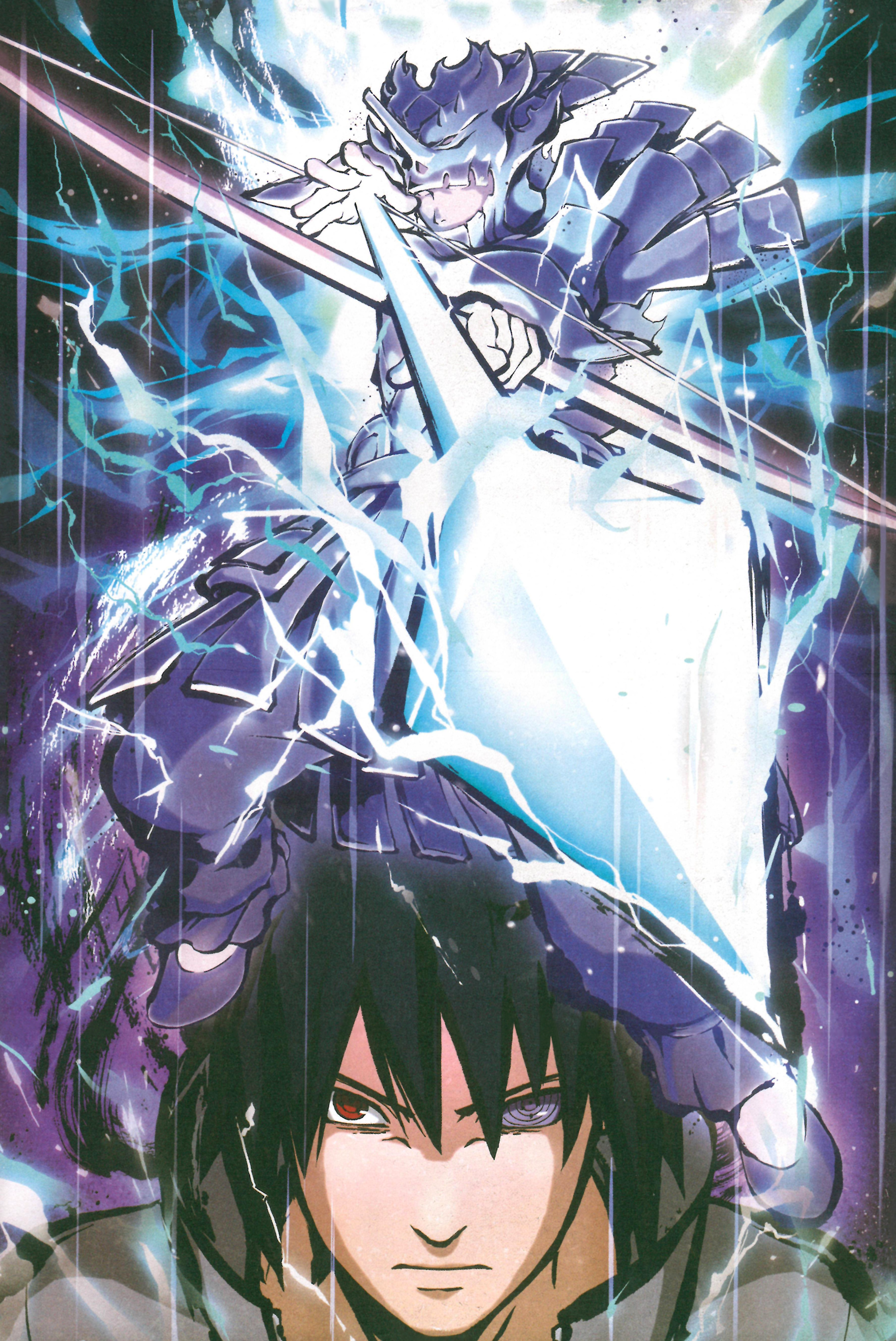 Sasuke Rinnegan Storm 4 By Maxiuchiha22 On Deviantart