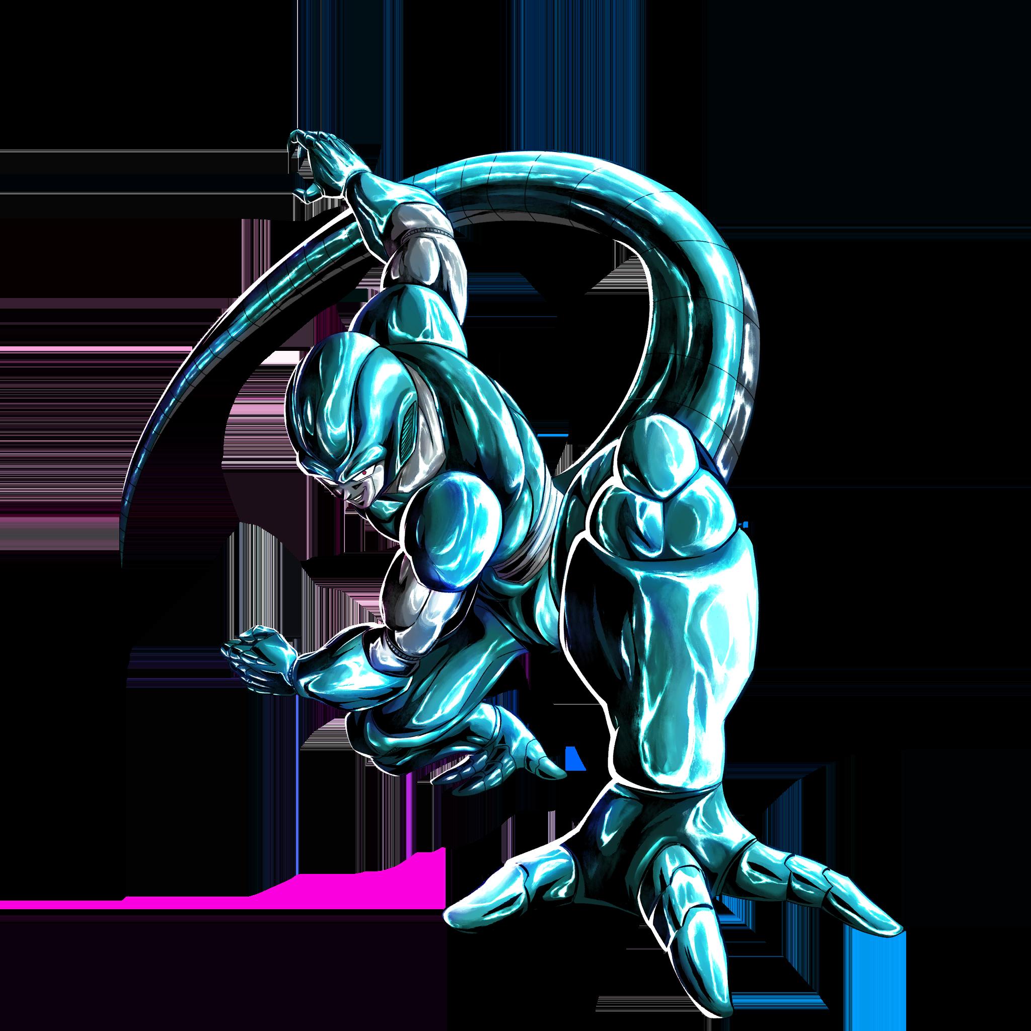 Metal Cooler render [DB Legends] by Maxiuchiha22 on DeviantArt