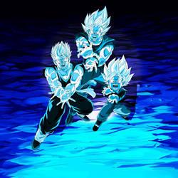 Family Kamehameha BG [DB Legends] by maxiuchiha22