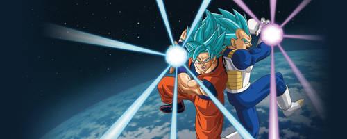 Goku Vegeta SSGSS Wallpaper [Website]