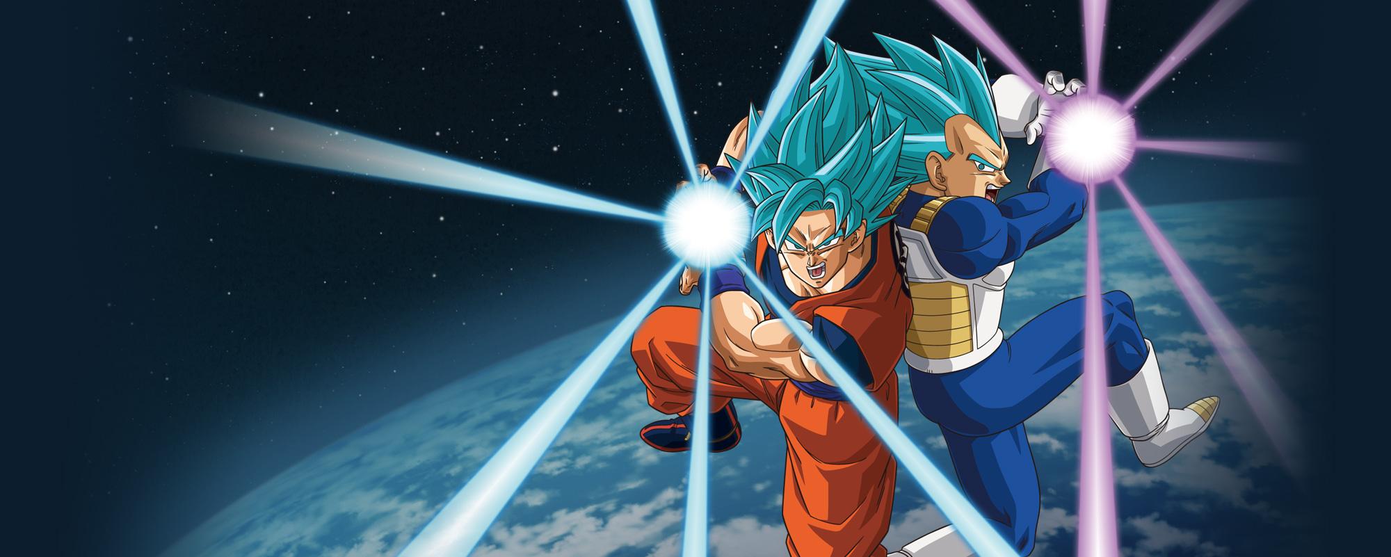 Goku Vegeta Ssgss Wallpaper Website By Maxiuchiha22 On