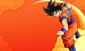 Goku Wallpaper [DBZ Kakarot]