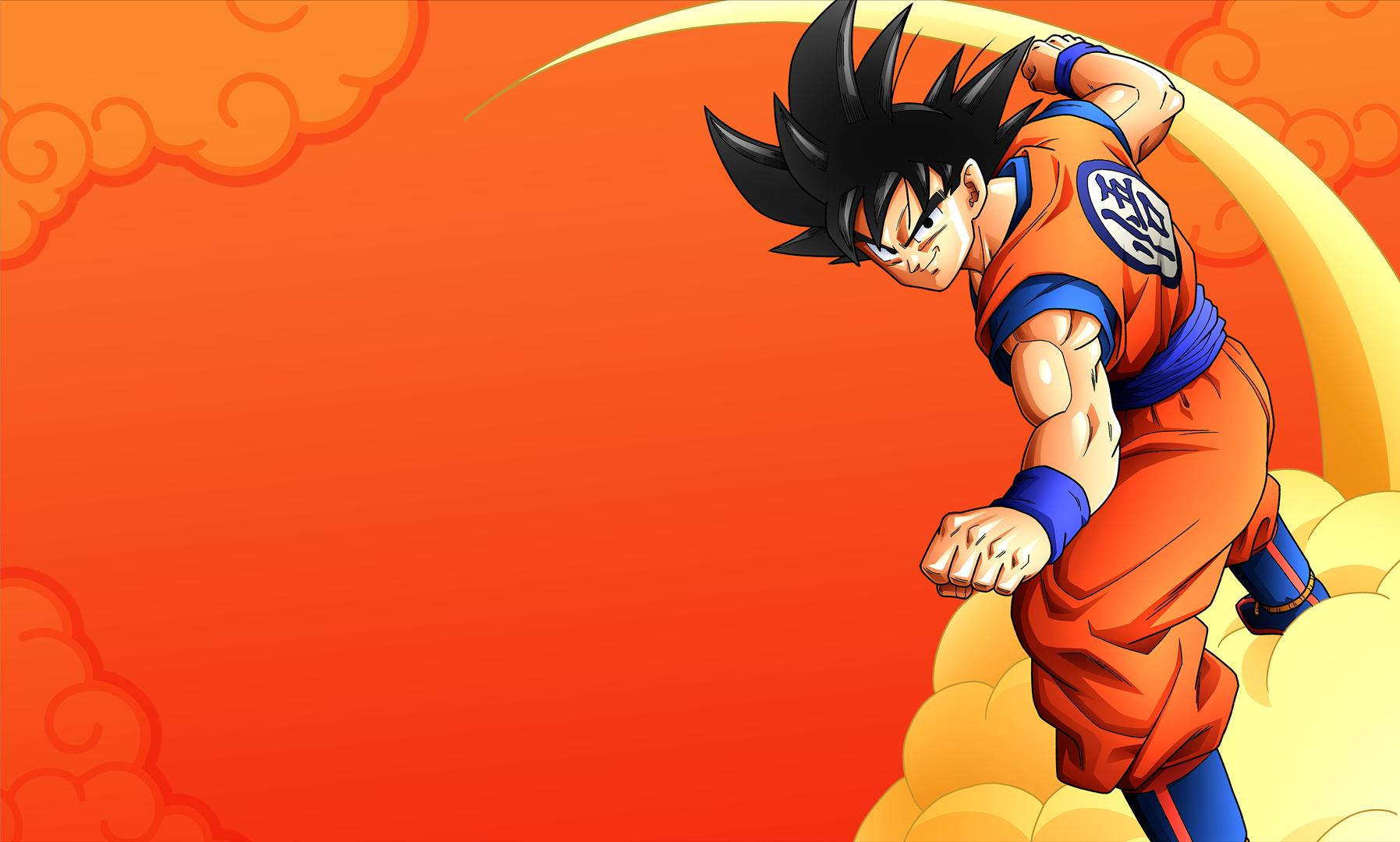 Goku Wallpaper [DBZ Kakarot] by