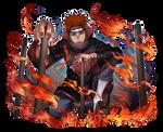 Pain (Tendo) render [Ultimate Ninja Blazing]