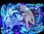 Kisame (Transformed) render [U. Ninja Blazing]