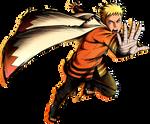 Naruto Uzumaki (Hokage) render [NxB Ninja Tribes]