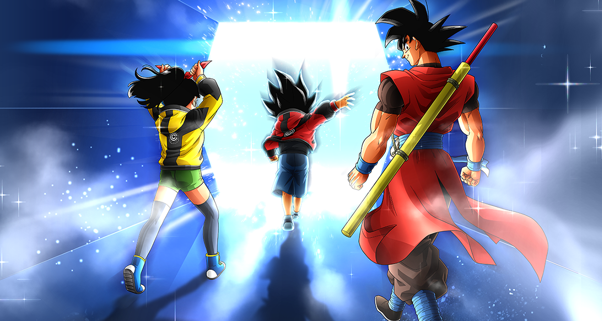 Super Dragon Ball Heroes World Mission Wallpaper By