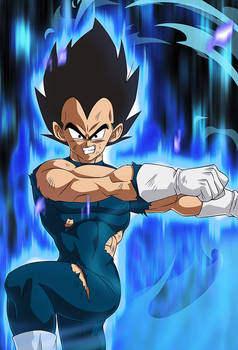 Vegeta(Broly Movie)Fusion! card [Bucchigiri Match]