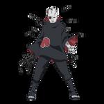 Shin Uchiha render 3 [Naruto OL]
