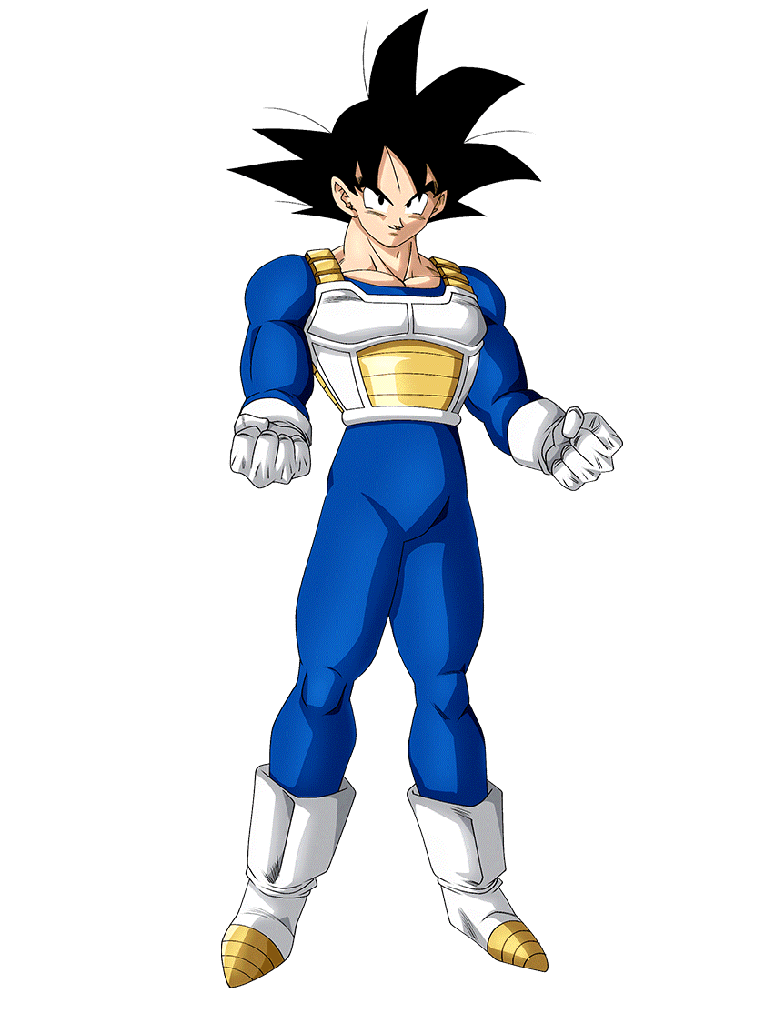 Goku Saiyan Armor Render Dokkan Battle By Maxiuchiha22 On Deviantart Nearly 20 years passed before vegeta discovered the existence of the mystical vegeta found himself coveting the dragon balls and planned to use them to wish for immortality. goku saiyan armor render dokkan