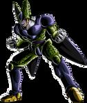 Perfect Cell render 4 [Dokkan Battle]