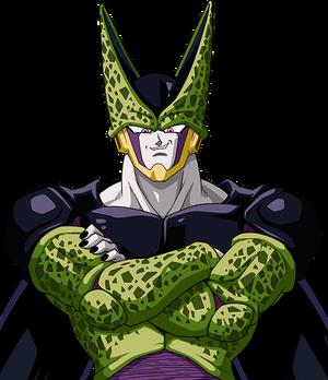 Perfect Cell render 15 [Dokkan Battle]
