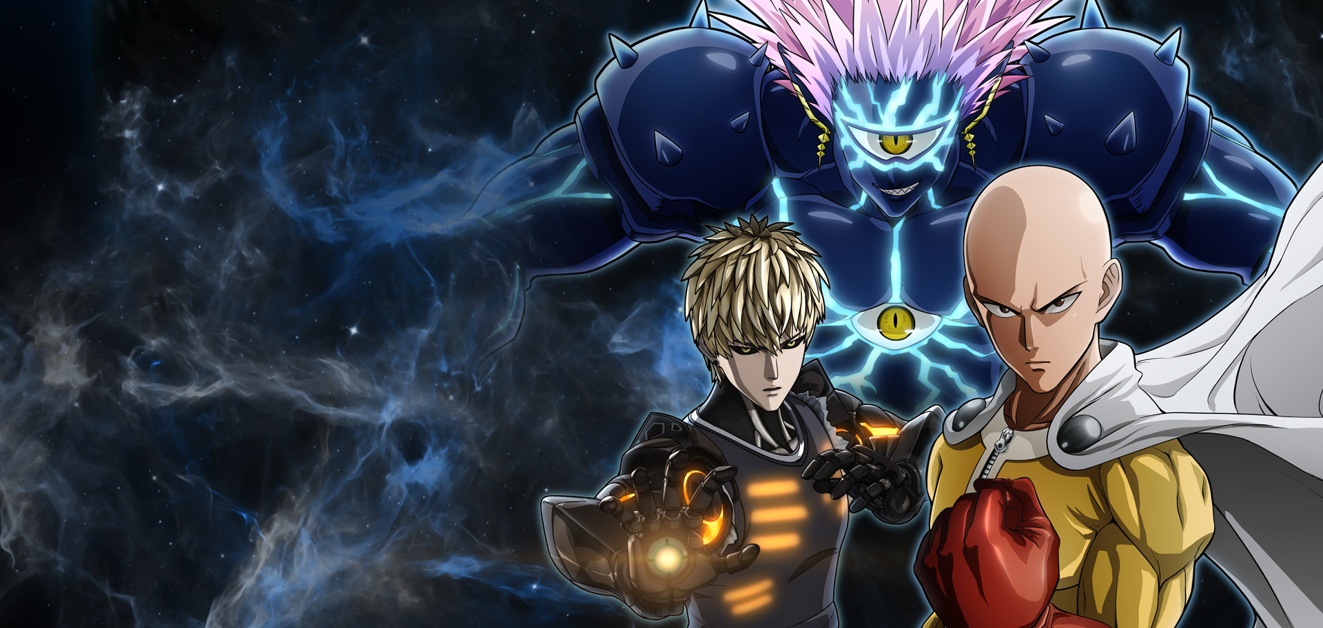 One Punch Man A Hero Nobody Knows Wallpaper By Maxiuchiha22 On