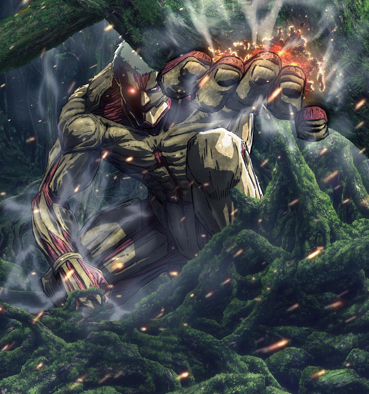 Armored Titan Wallpaper Website By Maxiuchiha22 On Deviantart