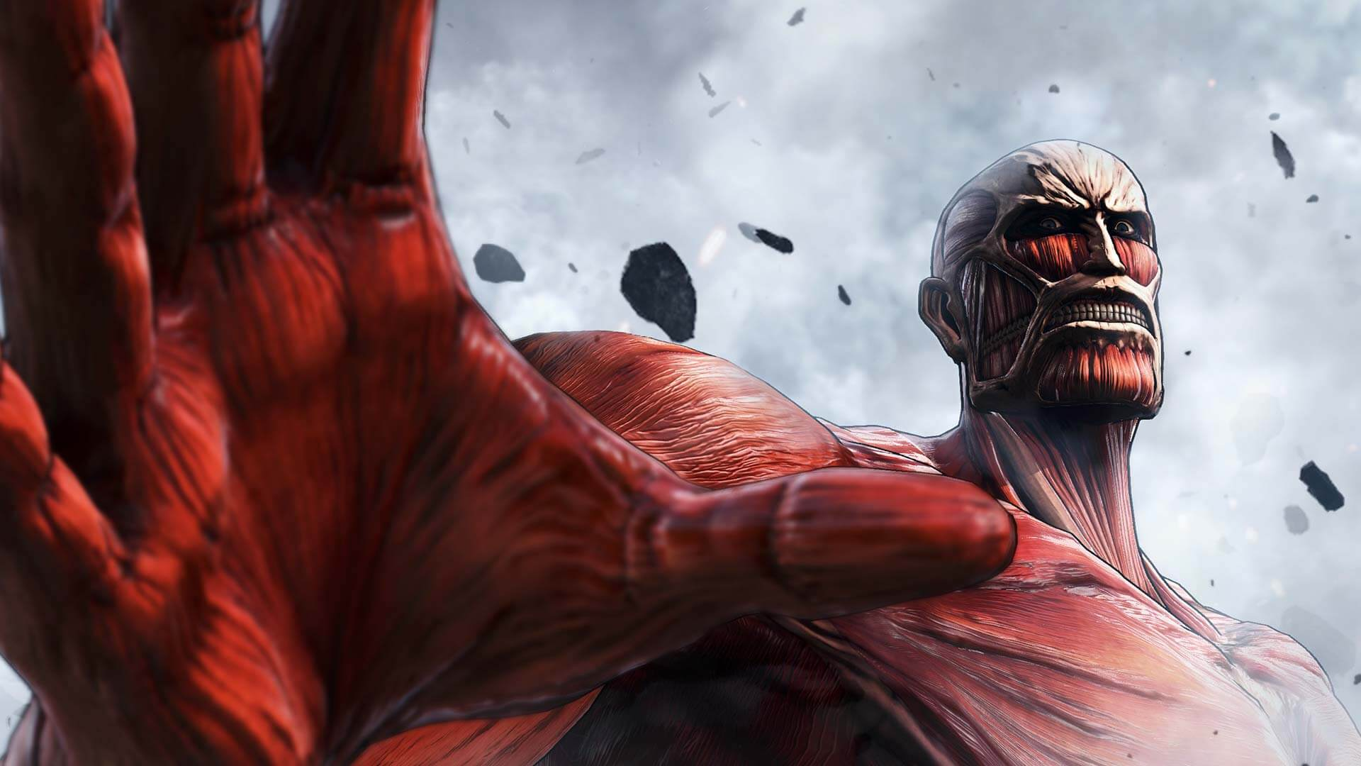 Colossal Titan Wallpaper Attack On Titan 2 By Maxiuchiha22 On Deviantart